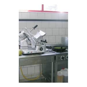 Flachspiegel ohne Glassplitter - Modell ohne Rahmen nach HACCP
