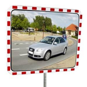 Verkehrsspiegel TM - Überprüfung von 2 Richtungen