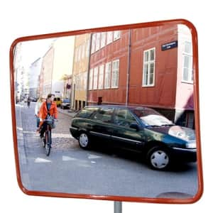 Verkehrsspiegel TM-I - Überprüfung von 2 Richtungen