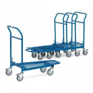 Lagerwagen mit 1 Etage   - Tragkraft 300 kg