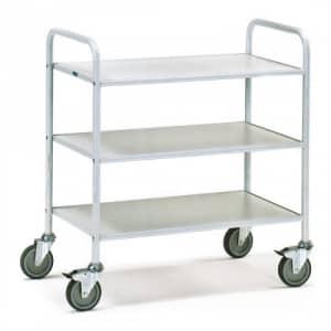 Bürowagen mit 3 Böden   - Tragkraft 150 kg