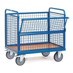 Drahtkastenwagen  - Tragkraft 600 kg