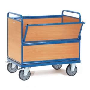 Holzkastenwagen  - Tragkraft 600 kg