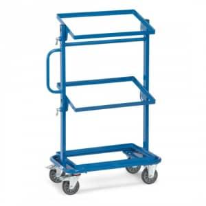 Beistellwagen mit neigbaren Etagen - Tragkraft 200 kg