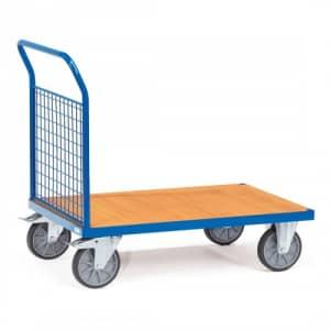 Stirnwandwagen mit Drahtgitterwänden - Tragkraft 500 / 600 kg