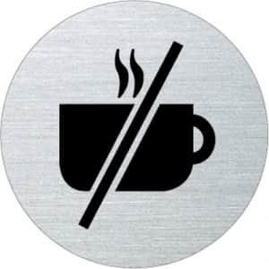 Piktogramm - (Heiße) Getränke verboten