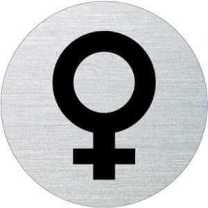 Piktogramm - Weiblich