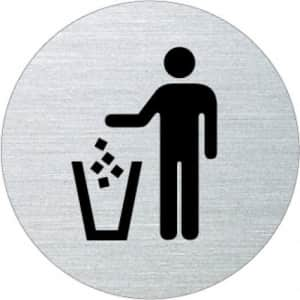Piktogramm - Müllentsorgung