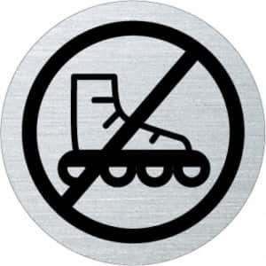 Piktogramm -  Rollerskates verboten