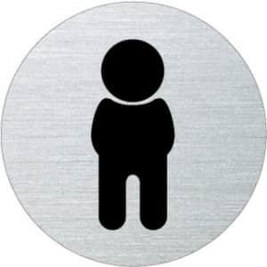 Piktogramm - Herren (rund, Motiv 5)