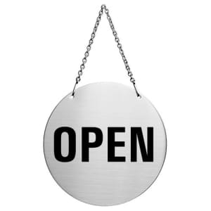 Turnsign - Open / Closed