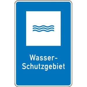 Wasser-Schutzgebiet