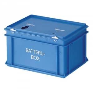 Batteriebehälter - Inhalt 20 Liter