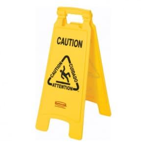 Warnaufsteller Rubbermaid - Vorsicht nasser Boden