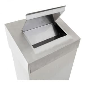 Abfallbehälter mit hygienischem Oberteil - Inhalt 18 Liter
