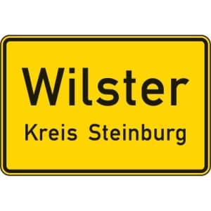 VZ 310 - Ortseingangsschild - Ortstafel Vorderseite