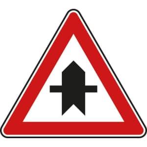 VZ 301 - Vorfahrt Verkehrsschild