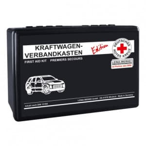 KFZ Verbandkasten Standard - DRK Edition