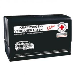 KFZ Verbandkasten STAR - DRK Edition