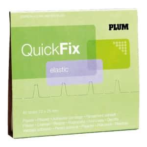 Nachfüllpack für QuickFix Pflasterspender - Textile Pflaster