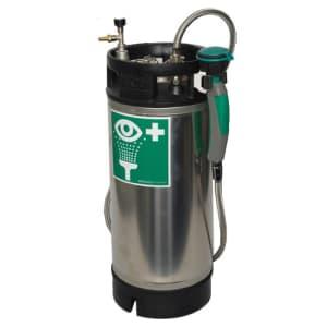 Tank Augendusche mit Edelstahltank - 16 Liter