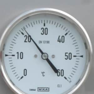Tank Notdusche - 350 Liter