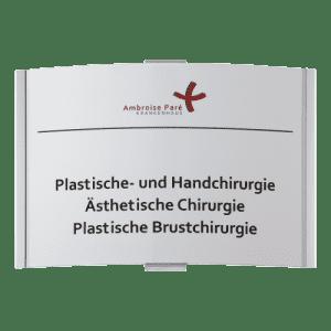 Frankfurt Etagenwegweiser