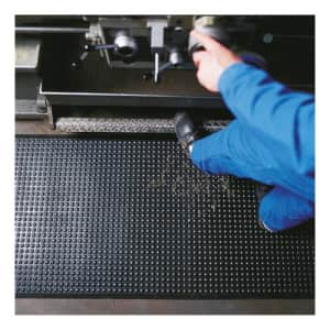 Noppenmatte / Gummimatte YOGA FLEX Industrie
