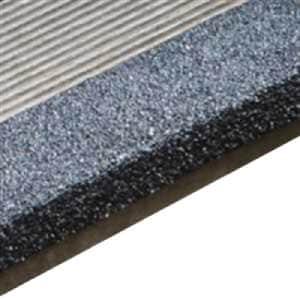 Antirutsch-Treppenkantenprofil GFK, glasfaserverstärkt