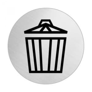 Piktogramm - Mülleimer