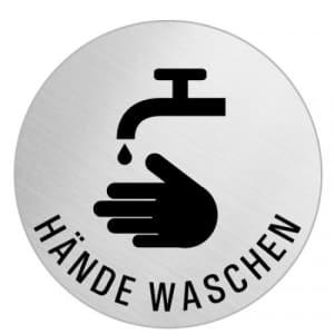 Piktogramm - Hände waschen