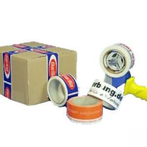 Paketband / Verpackungsband mit individuellem Firmenlogo