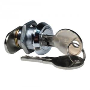 Rundzylinder / Ersatzschlüssel für Schwenktürwächter