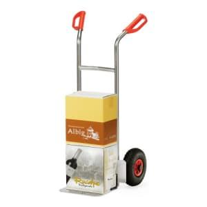 Alukarre mit kleiner Schaufel - Tragkraft 150 kg