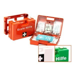 Erste-Hilfe-Koffer SAN nach ÖNORM