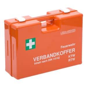 Verbandkoffer für Feuerwehr und Krankenwagen