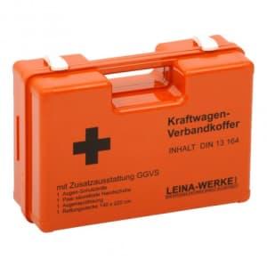 KFZ-Verbandkoffer mit GGVS-Zusatzausstattung