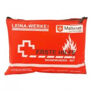 Erste-Hilfe-Set - Brandwunden
