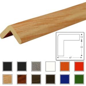 Eckschutzprofil Knuffi-DesignLine® Typ H selbstklebend