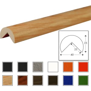Eckschutzprofil Knuffi-DesignLine® Typ A selbstklebend