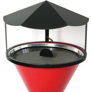 Regenschutzdach für Standascher DIABOLO