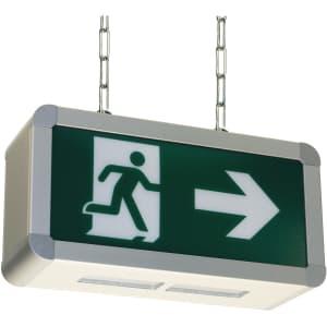 Rettungswegbeleuchtung BERLIN Mini (Universalaufbau), 7L-Schutzlicht