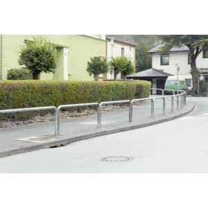 Sicherheits-Abweisebügel, Ø 76 mm