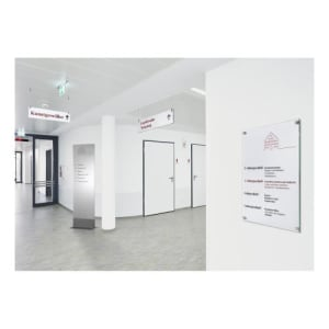Galerie Fahnenschild
