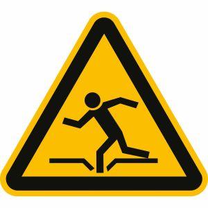Warnung vor Einsturzgefahr