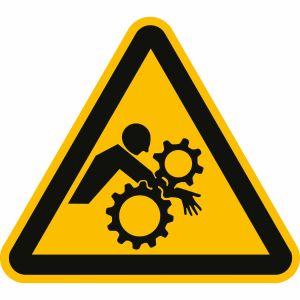 Warnung vor ungewolltem Einzug (BGV A8 W 40)