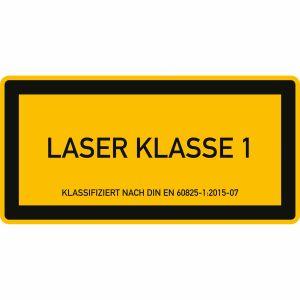 Laser Klasse 1