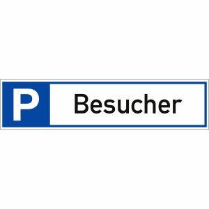 Parkplatzreservierer Besucher