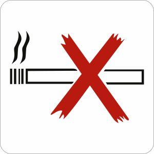 Piktogramm - Nichtraucher