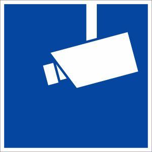 Video-Infozeichen